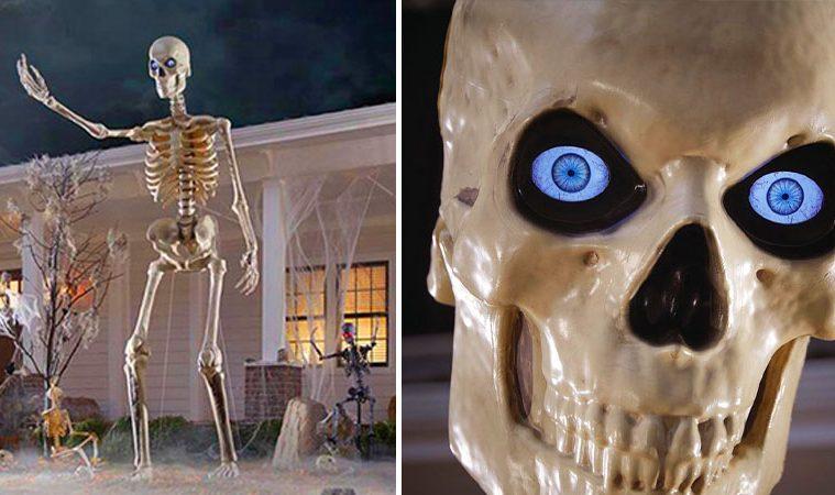 12-Foot Skeleton decoration