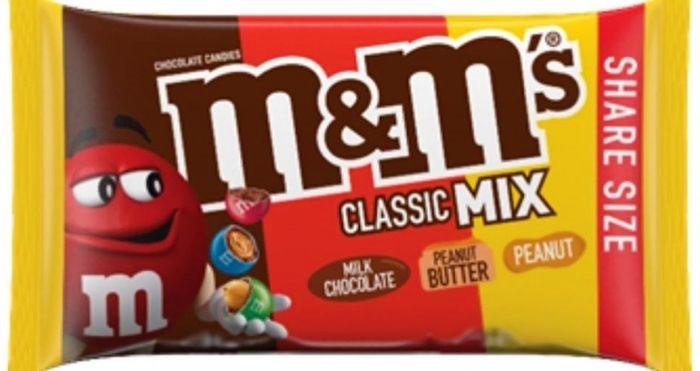 M&M's Classic Mix