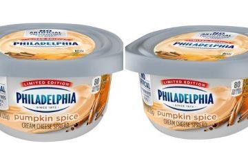 Philadelphia Pumpkin Spice