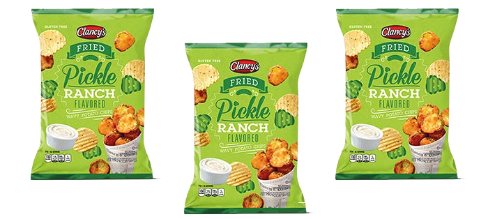 aldi fried pickle ranch chips