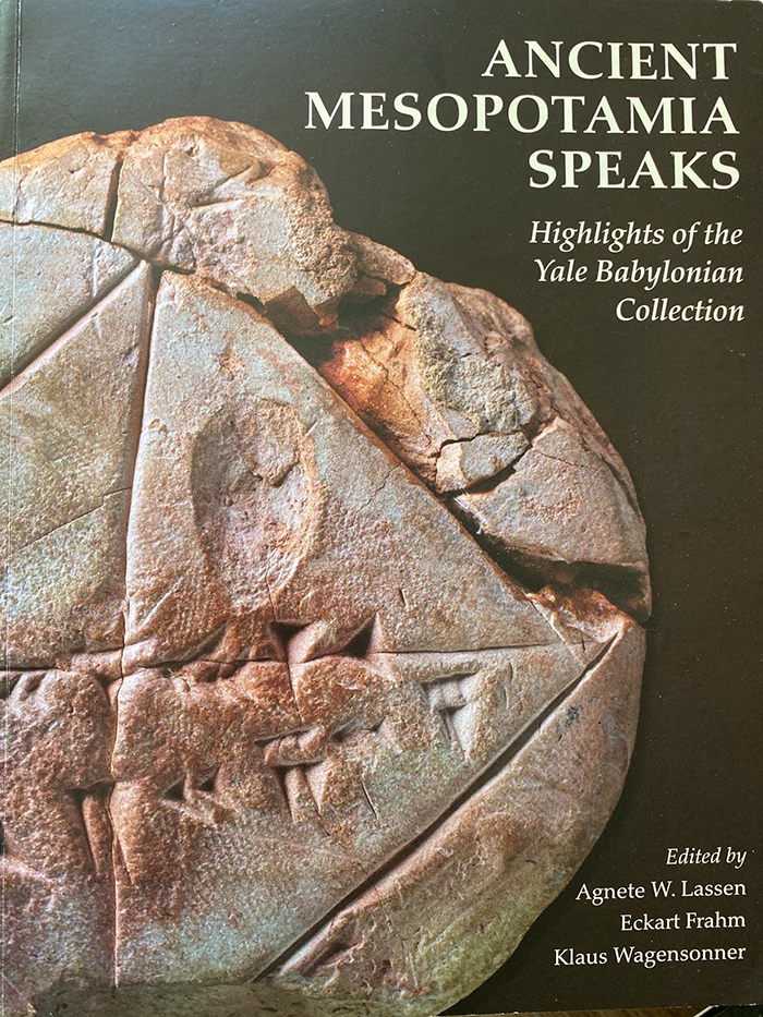 ancient mesopotamia speaks book