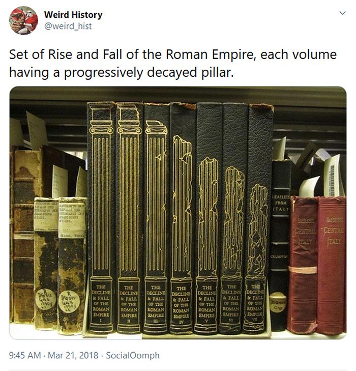 book set roman empire side cover
