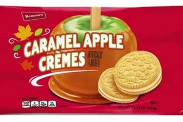 caramel apple cremes