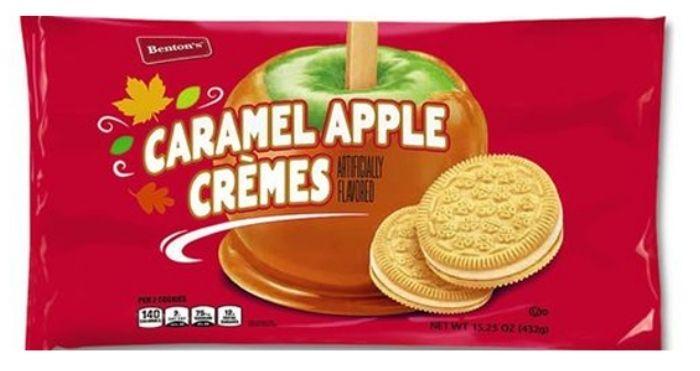 caramel apple cremes