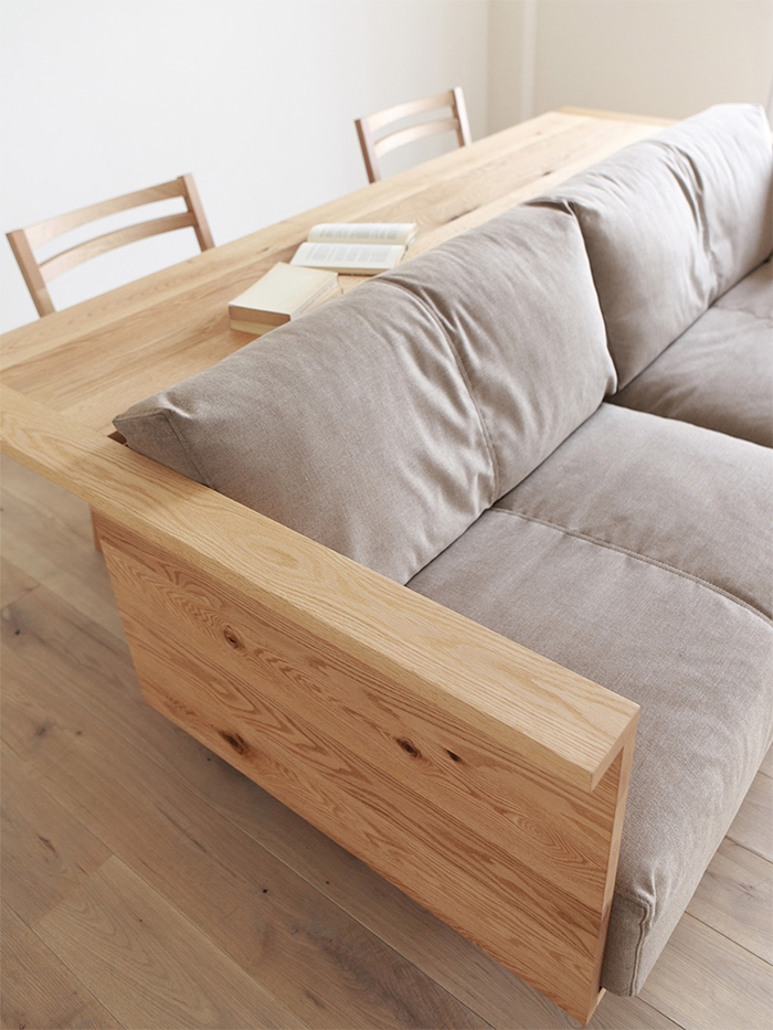 caramella counter sofa cushion