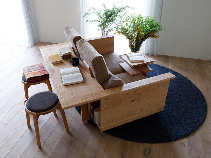 counter sofa small version