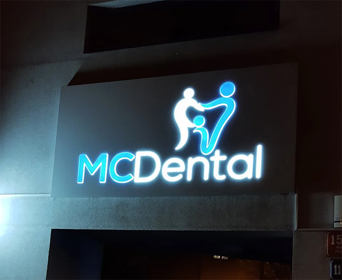 crappy designs dental logo