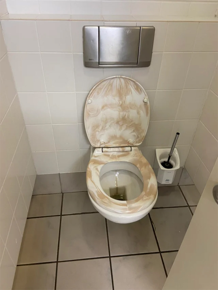 crappy designs toilet pattern