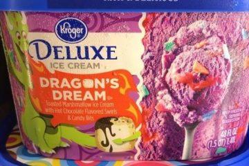 dragon's dream ice cream