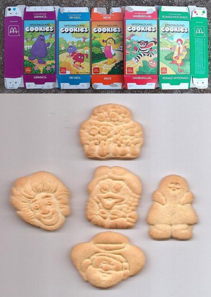 fast food cookies