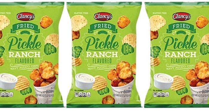 fried pickle ranch chips