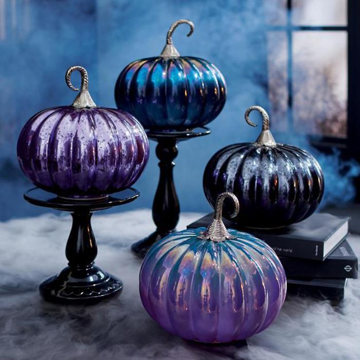grandin-road-prismatic-pumpkin-halloween-decors