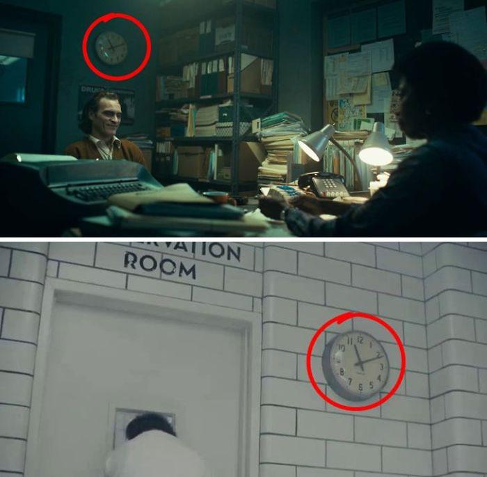 joker clocks