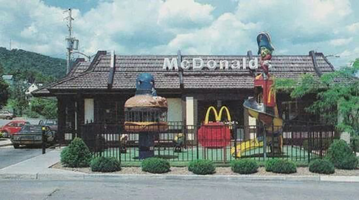 mcdonald's old playland