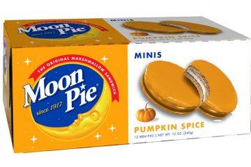moonpie pumpkin spice flavor