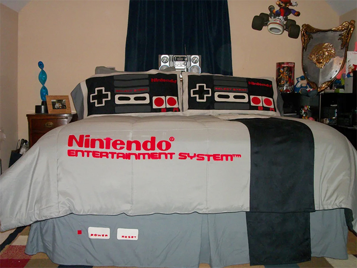 nes bed sheets and pillowcases