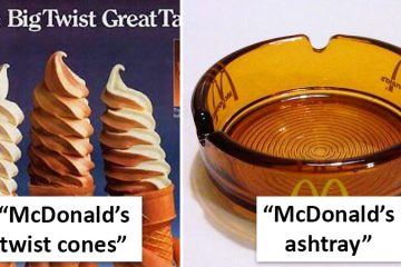 old McDonald's Restaurants