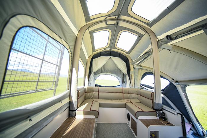opus camper op4 interior