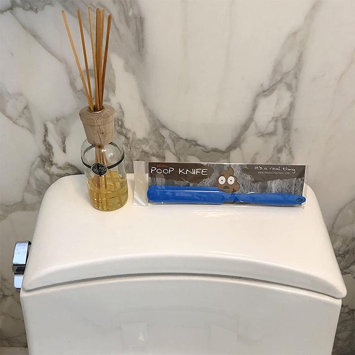 poop knife stool cutter