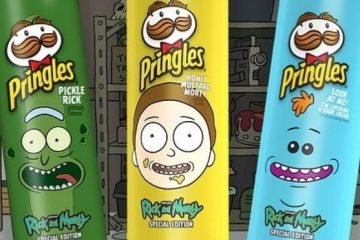 pringles pickle rick chips
