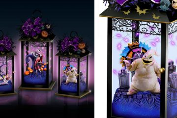 the nightmare before christmas lanterns