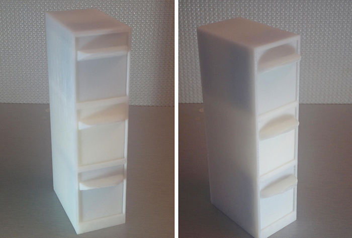 tiny sd card filing cabinet 3d printed