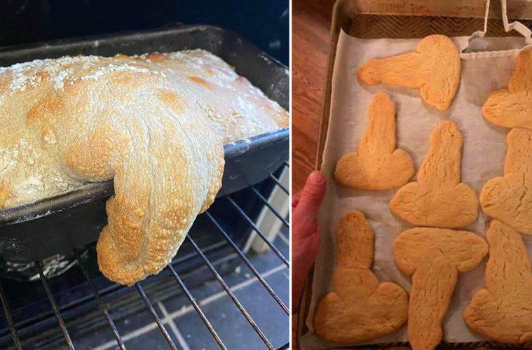 Funny baking fails