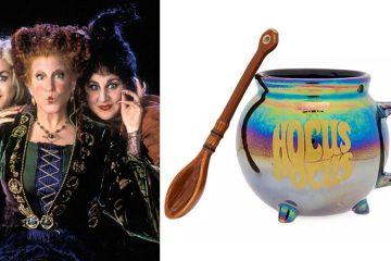 Iridescent Hocus Pocus Mug set