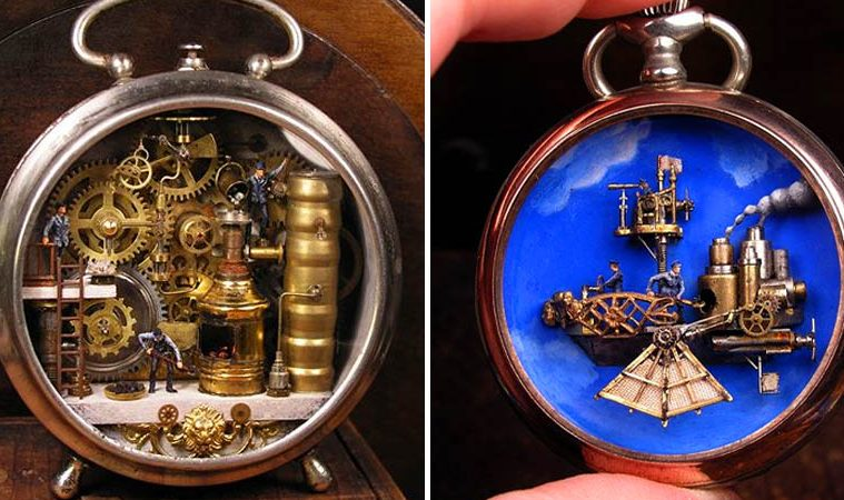 Miniature jewelry