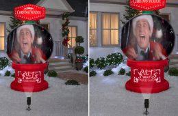 National Lampoon's Christmas Vacation Snow globe