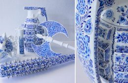 Porcelain Weapons