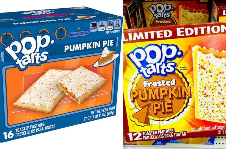 Pumpkin Pie Pop-Tarts Flavor