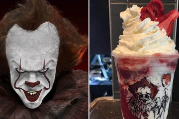 Starbucks 'It' frappuccino