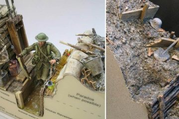 WWI trench warfare models