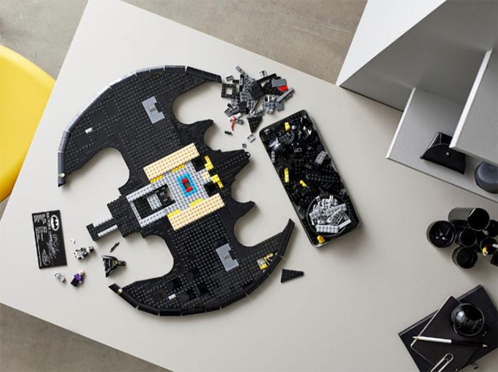 batman buildable project 2363 pieces