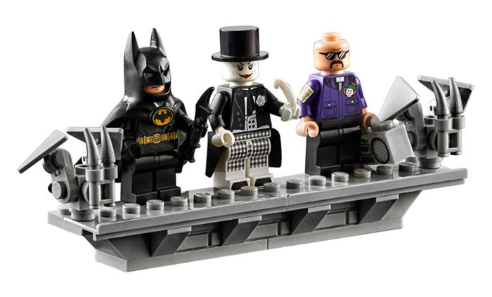 batman minifigures set 1989 film