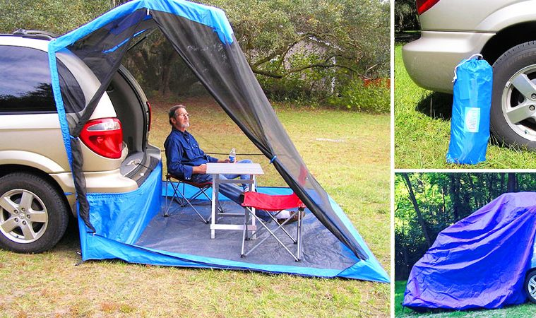 car attachment tent
