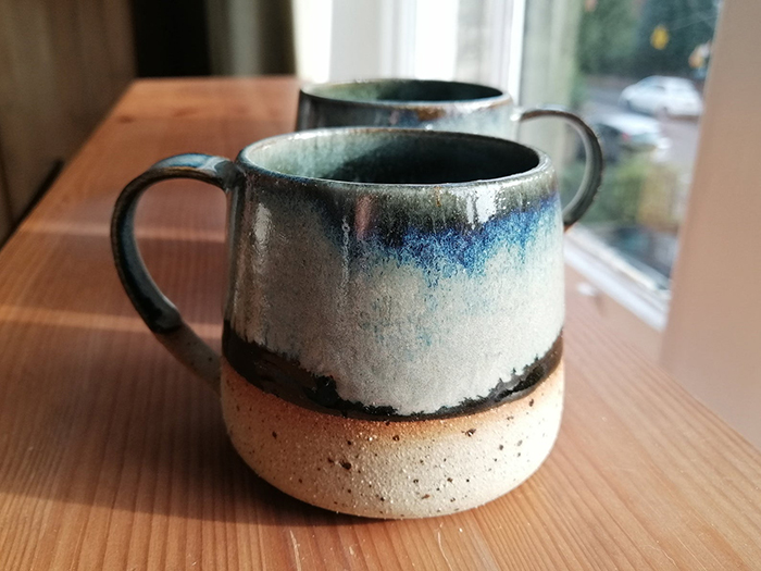 creative gift ideas ceramic mug by noarceramics