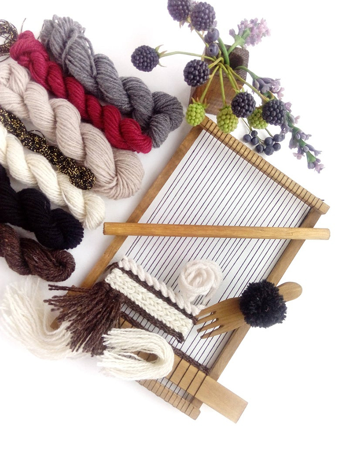 creative gift ideas weaving loom kit by handiworkyourlove