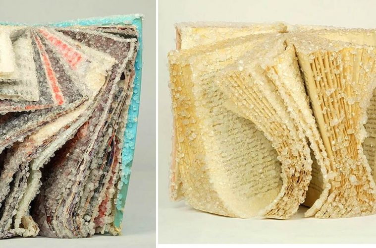 crystallized Books