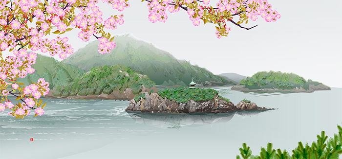 excel spreadsheet paintings remaining yumeno tomonoura