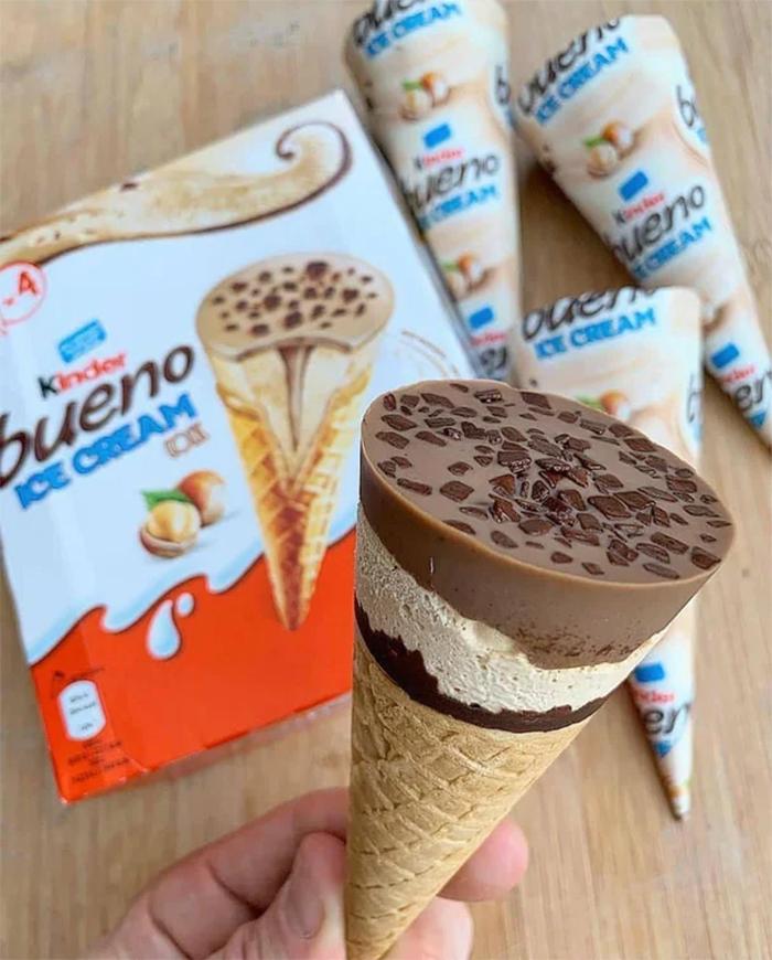 expectation vs reality bueno ice cream