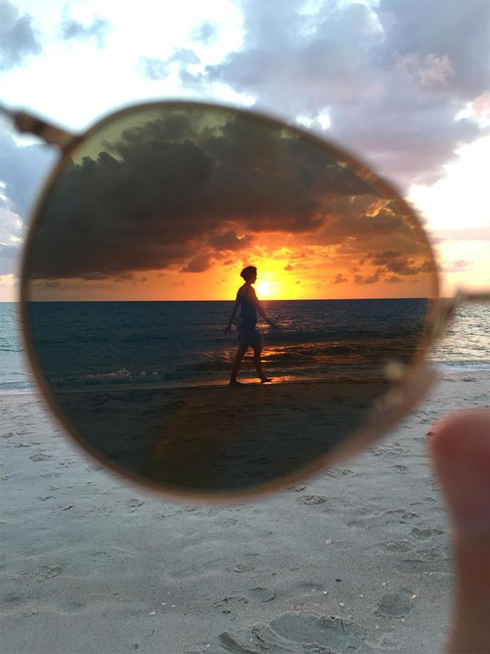 expectation vs reality sunglasses