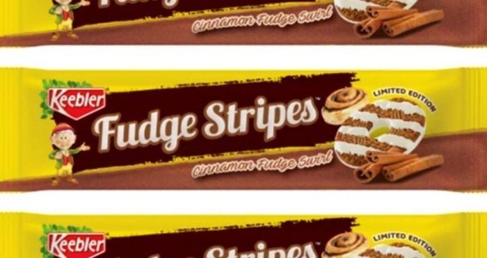 fudge stripes cinnamon fudge swirl