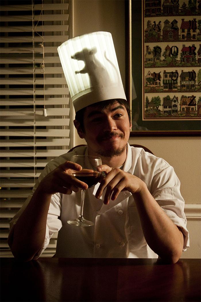 funny halloween costumes chef hat ratatouille