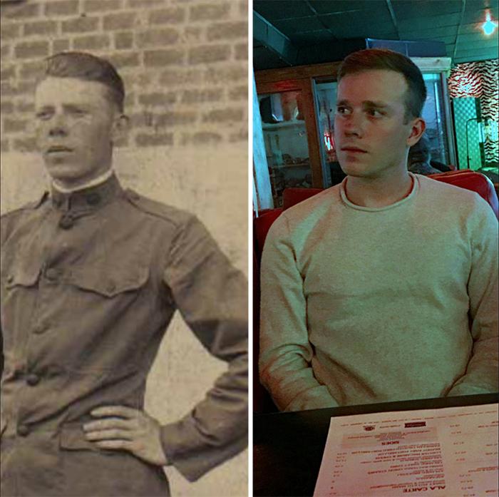 great great grandfather world war i