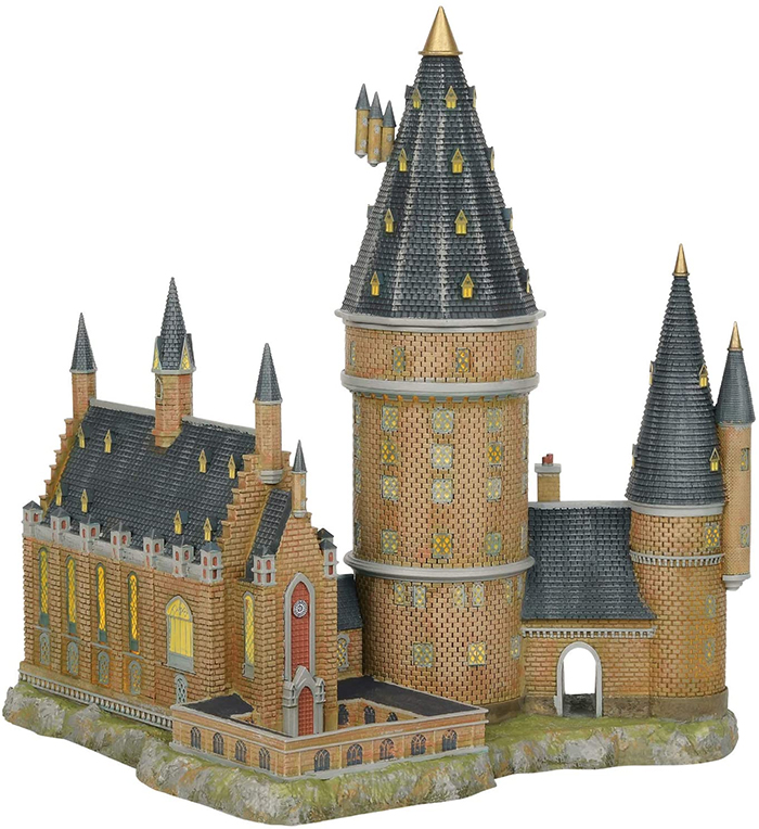 harry potter hogwarts hall and tower