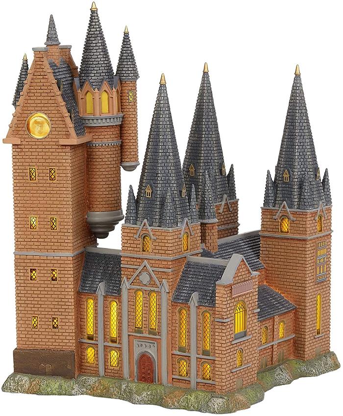 harry potter hogwarts village astronomy tower