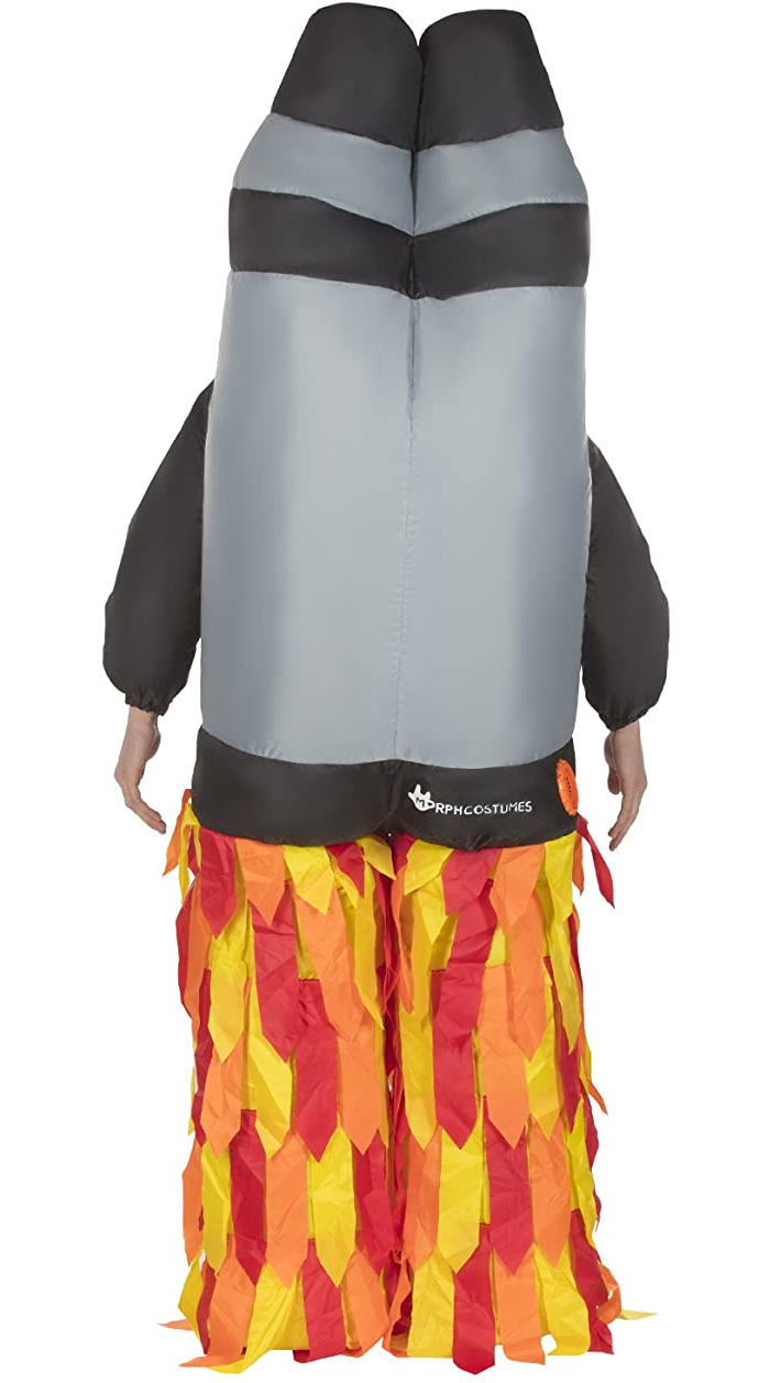 inflatable jetpack costume back