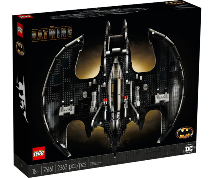 lego batwing set